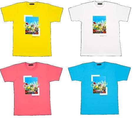 s-チャリTシャツ