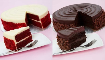 8.Layer Cakes