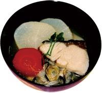 13牡蠣雑煮