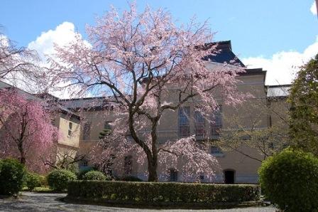 5京都府庁旧本館
