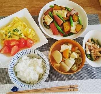 s-逃げ恥7話朝食