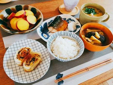 s-逃げ恥7話夕食